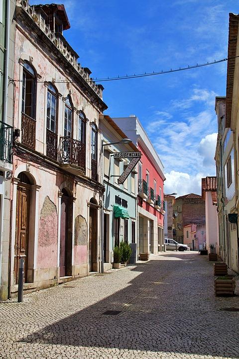 Portugal, Historic Center, City, Historically