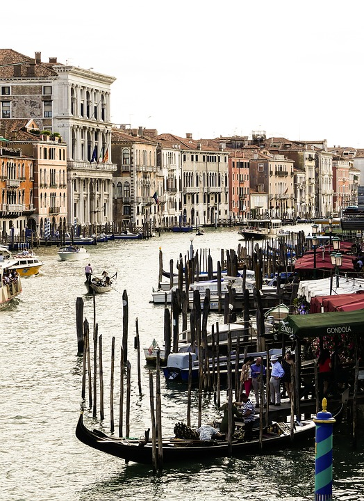 Venice, La Serenissima, Lagoon, Historic Center