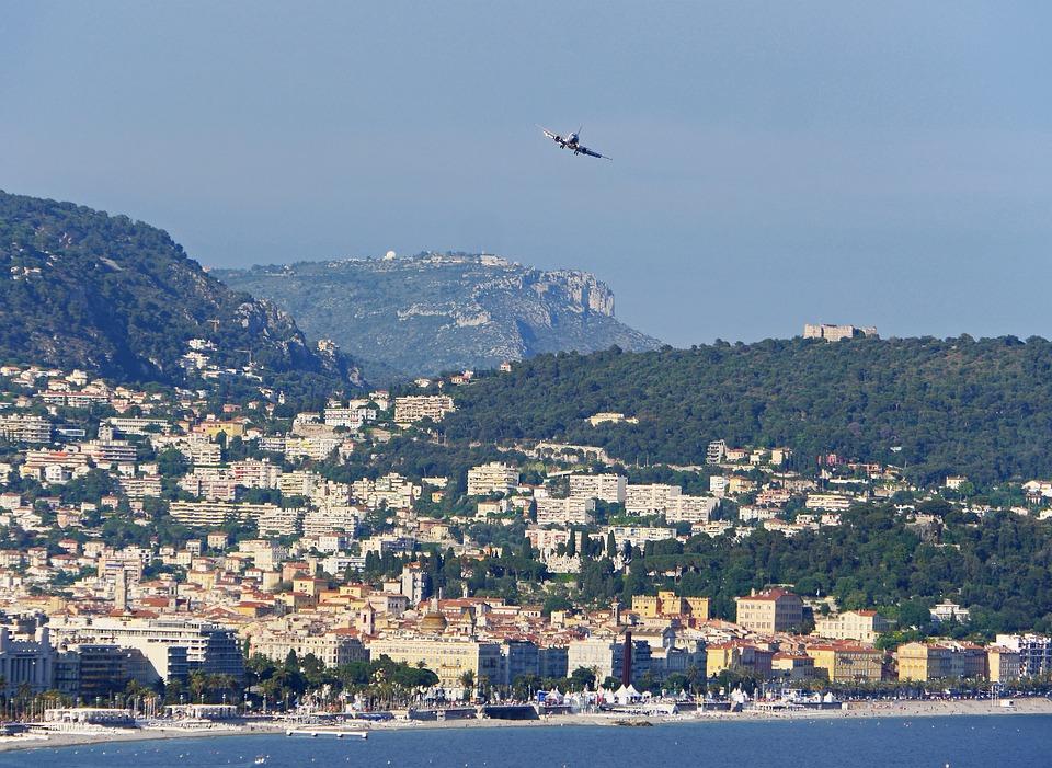 Approach, Nice, Historic Center, Beach, Monaco