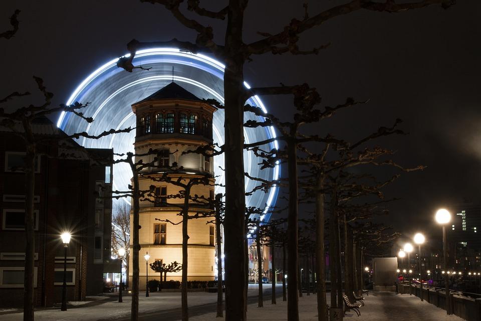 Historic Center, Düsseldorf, North Rhine Westphalia
