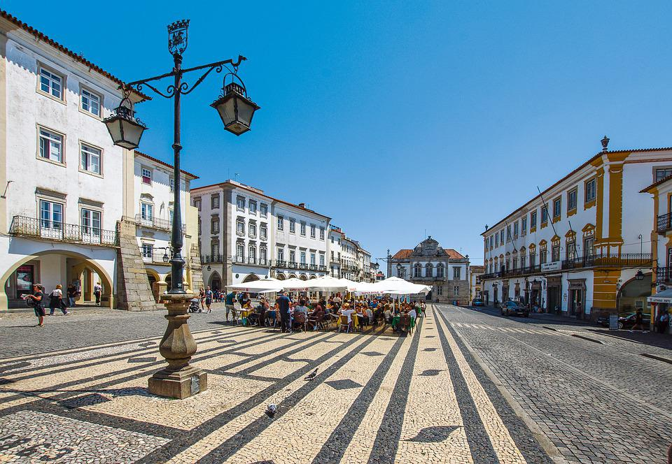 évora, Portugal, Alentejo, Historic Center