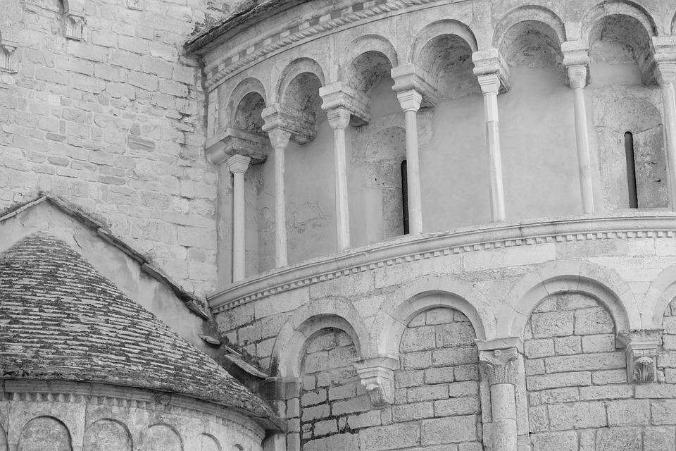 Zadar, Donat, Croatia, Dalmatia, Historic Center