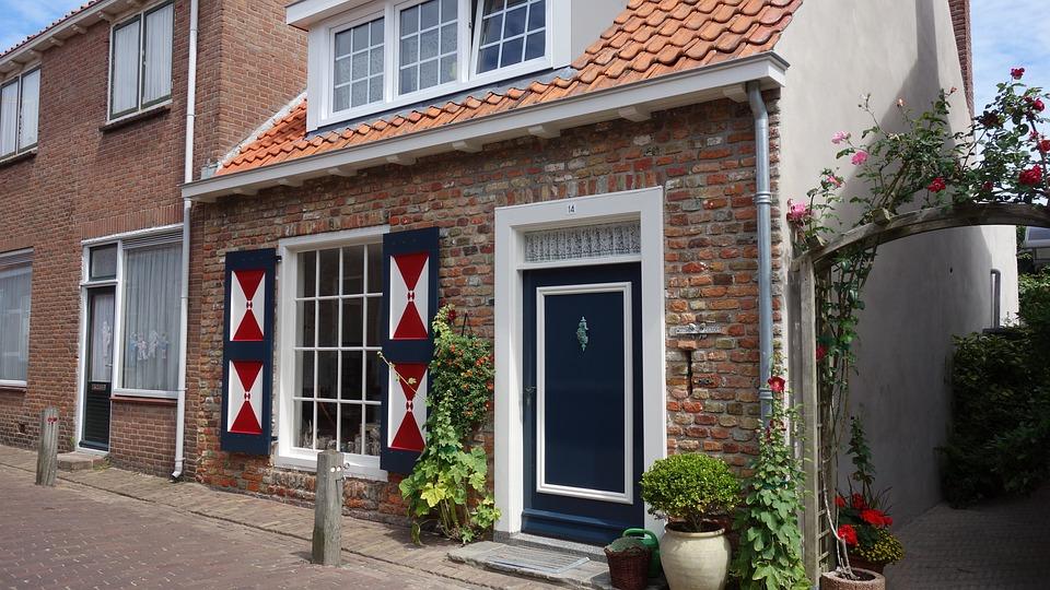 Historic Centre, Domburg, Cityscape, City, Holland