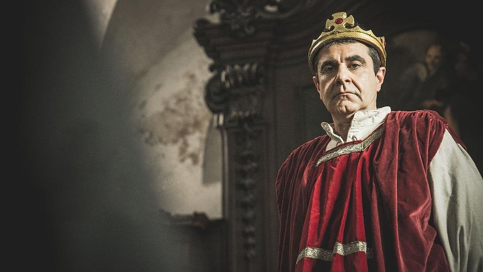 King, Historic, Crown, Medieval, Kingdom, Ancient