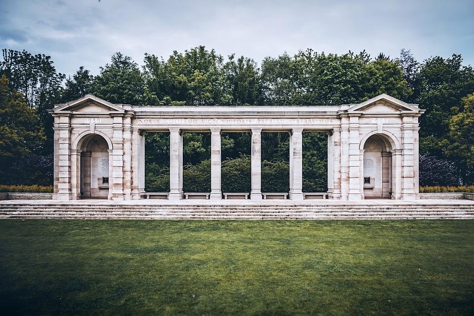 Memorial, D-day, Historic, Monument, Landmark, Symbol