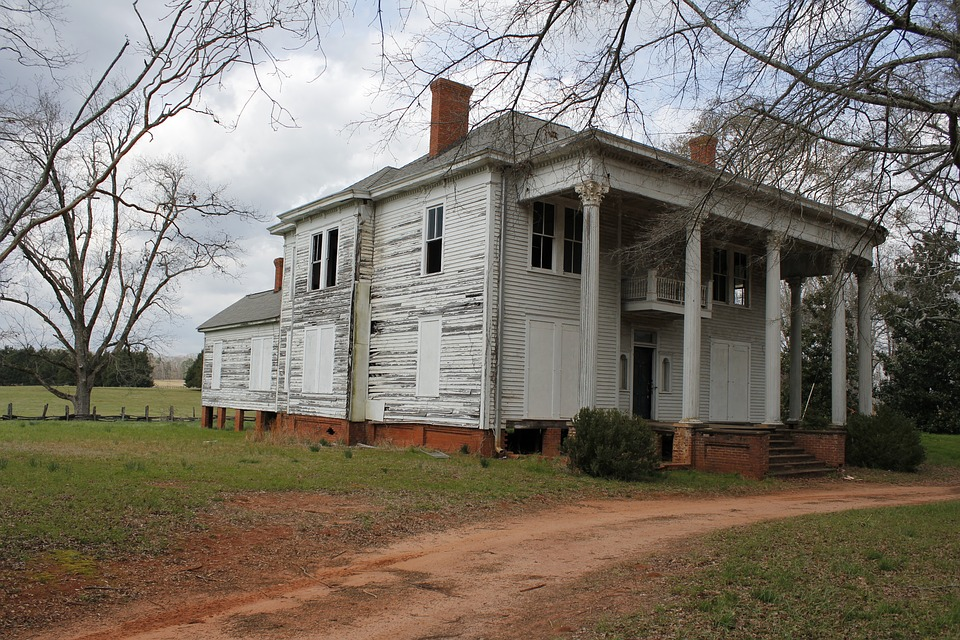Old, Old House, House, Historic, History