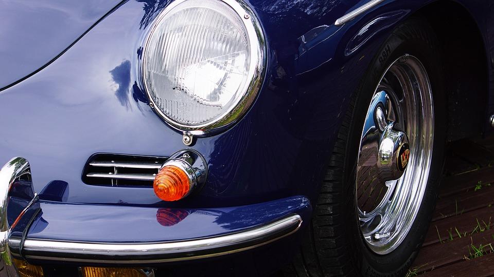 Porsche, Oldtimer, Historic, Historic Vehicle, Old Car