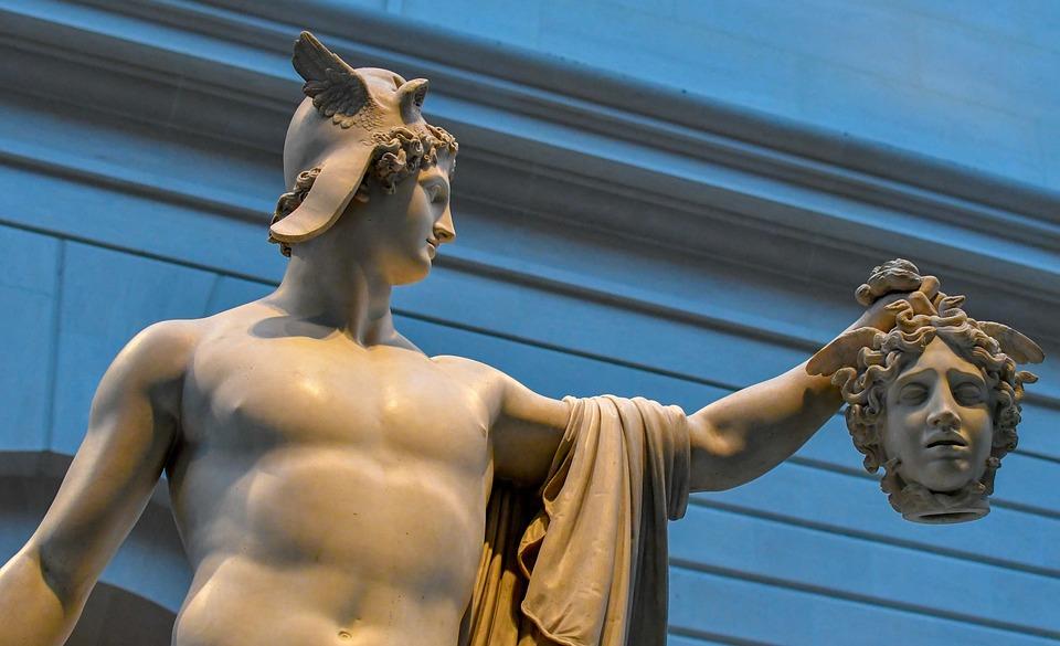 Man, Statue, Sculpture, History, Historic, Ancient