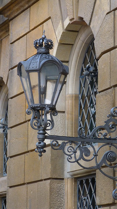 Lantern, Historic Street Lighting, Street Lamp