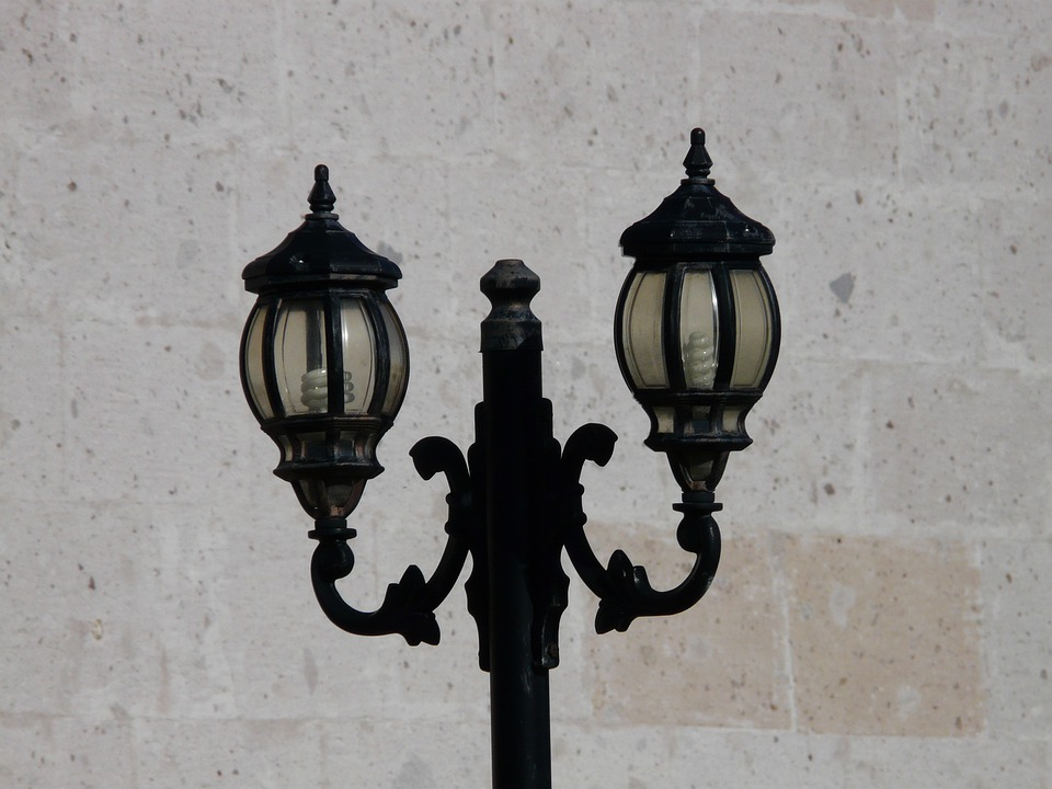 Street Lamp, Lanterns, Historic Street Lighting