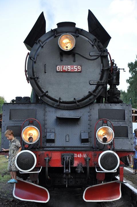 Locomotive, The Historic Locomotive, Historic Vehicle