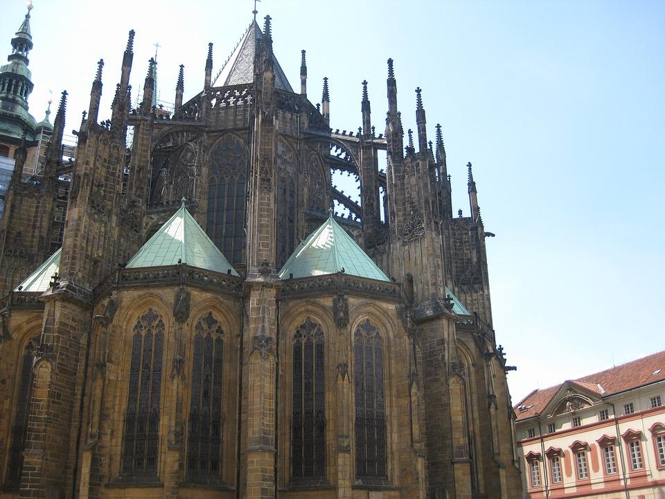 Church, Historic, Vienna, Austria, Landmark, Europe