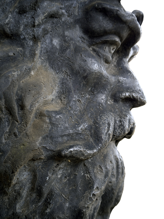 Historical, Statue, Face, Sculpture, Architecture, Art