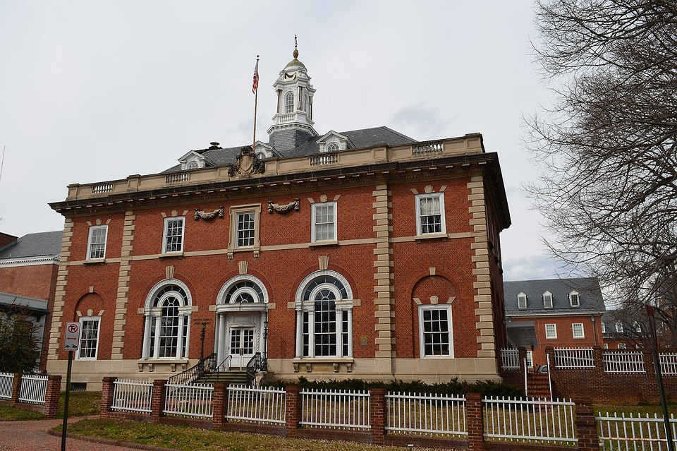 Annapolis, Maryland, Historical, Architecture, Building