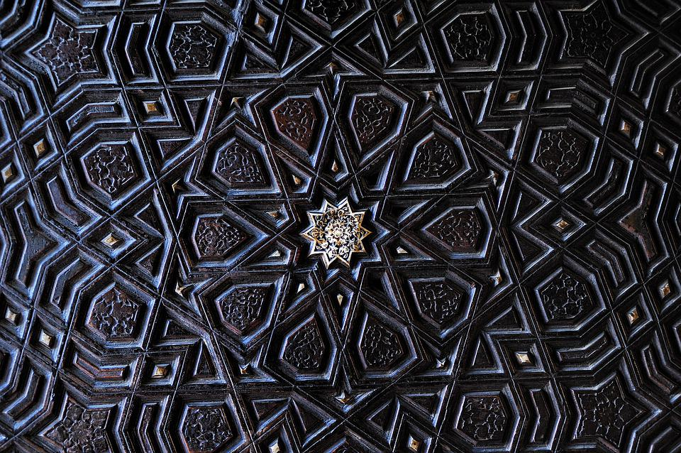 Closeup, Style, Muslim, Historical, Tourism, Heritage