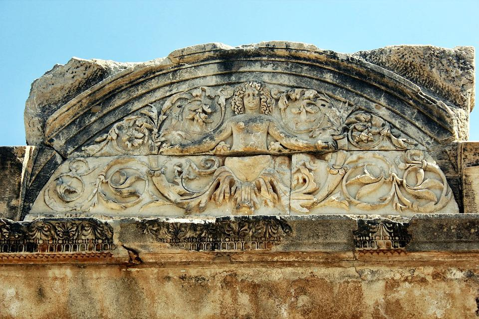 Monument, Antiquities, Historical Works, Turkey, Travel