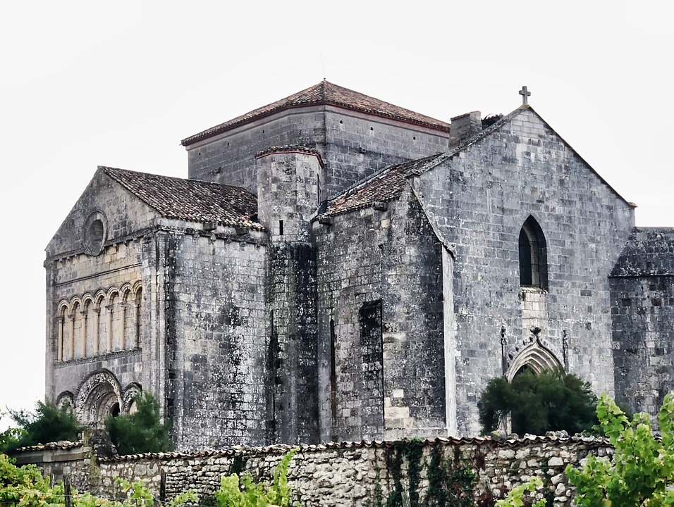 Architecture, Church, Abbey, Monastery, Historically