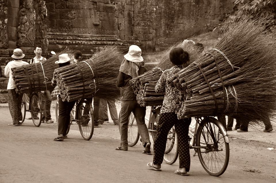 Cambodia, Angkor, Temple, Historically, Angkor Wat