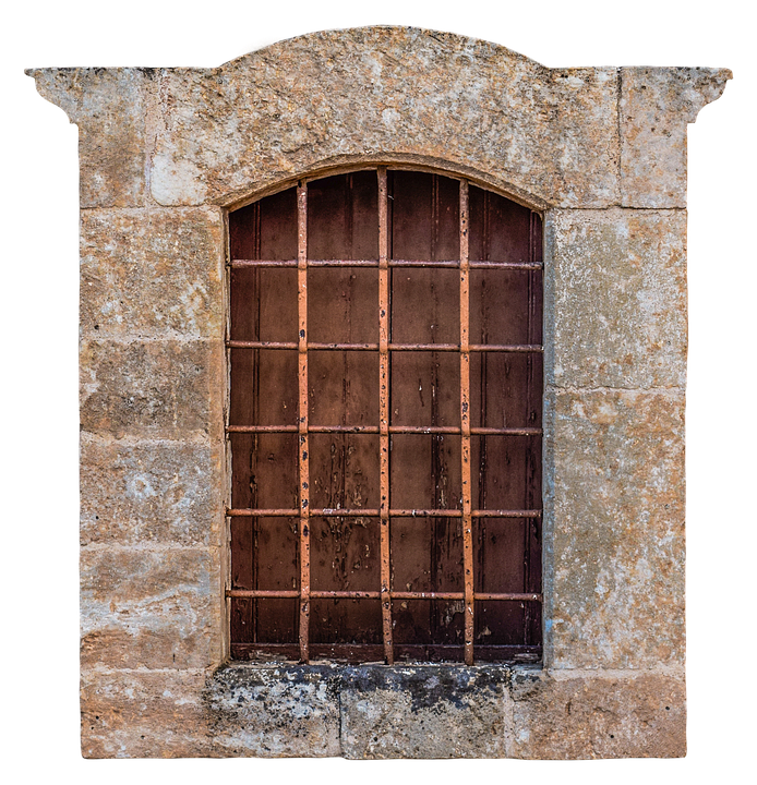 Window, Old, Old Window, Historically, Facade