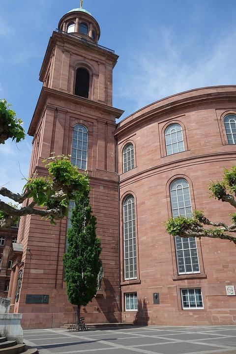 Paul Church, Frankfurt, Historically, Hesse, Germany