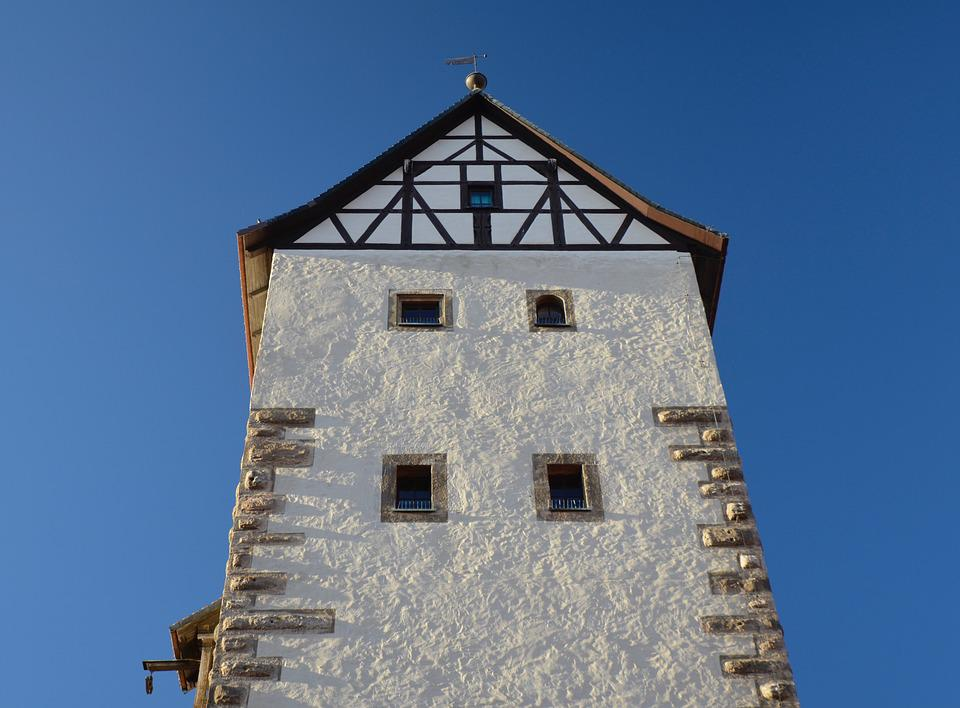 City Gate, Gate Tower, Historic Center, Historically
