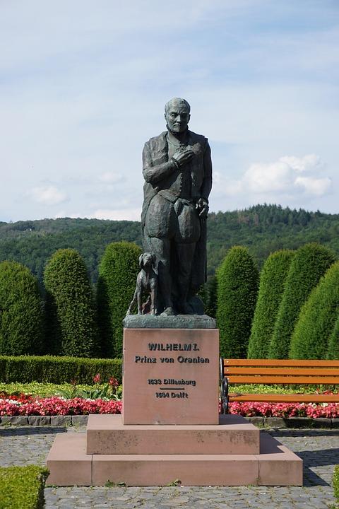 Wilhelm I, Of Orange, Statue, Historically, History