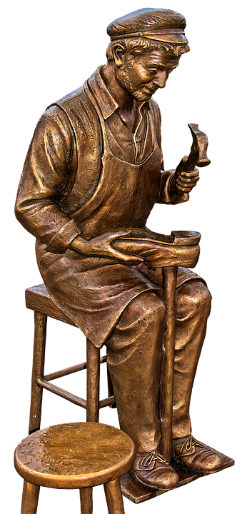 Schuster, Historically, Profession, Figure, Man