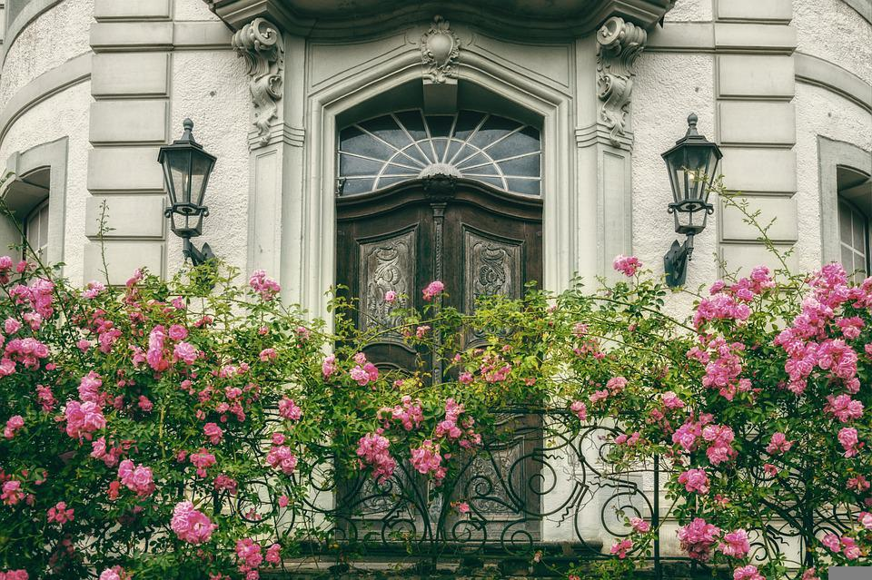 Input, Historically, Door, Portal, Architecture, Old