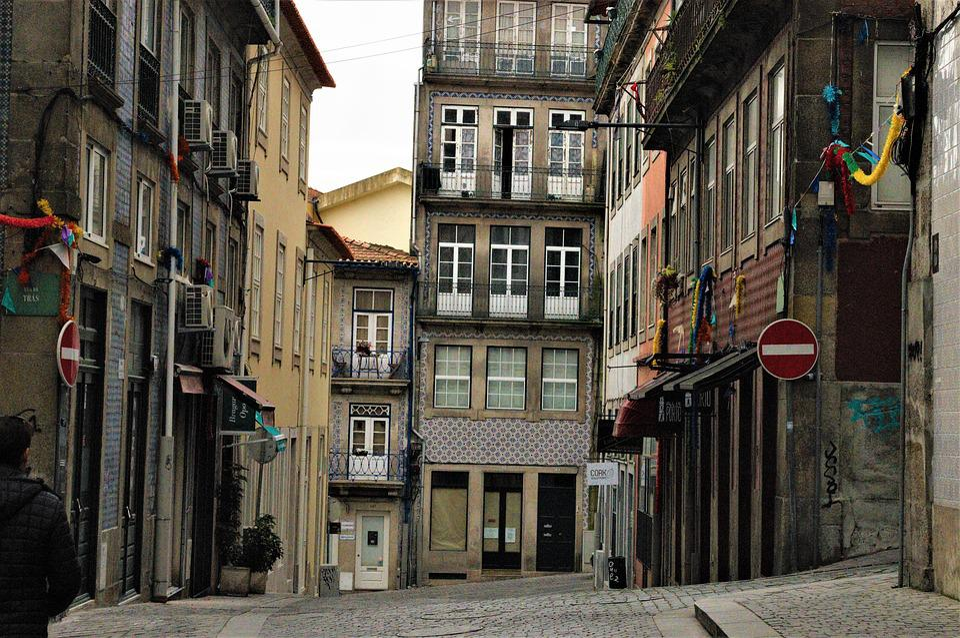 Old Town Of Porto, Portugal, Porto, Historically