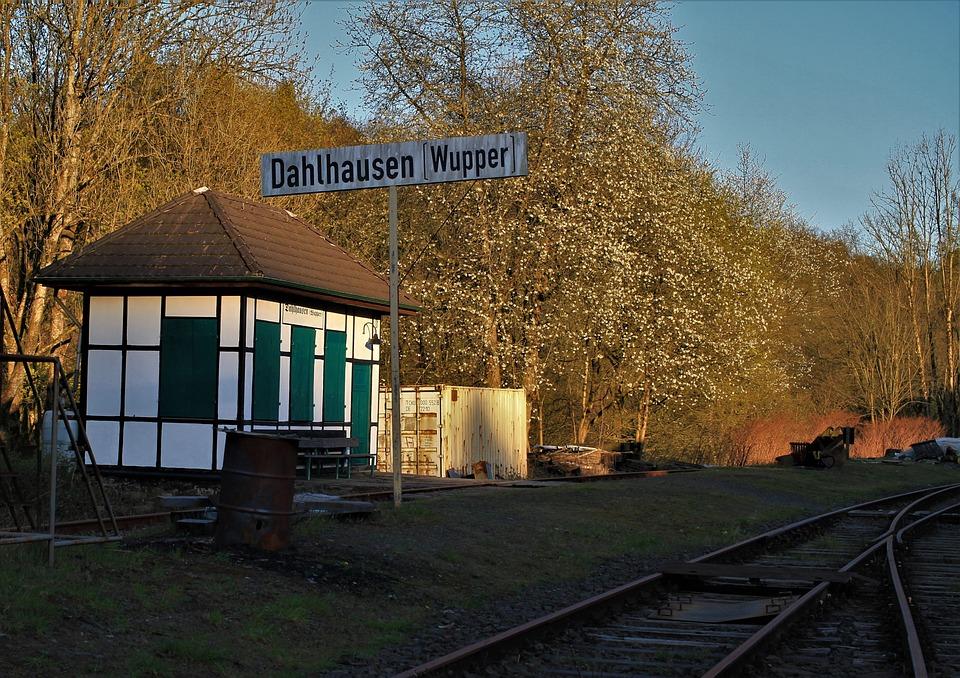 Railway Station, Railway, Railway Museum, Historically