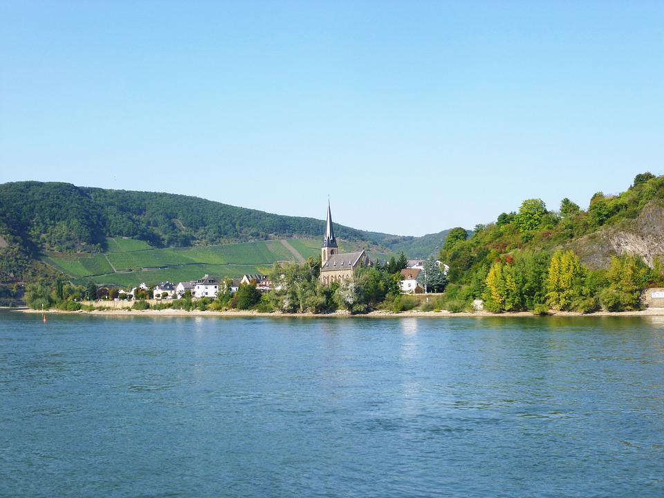 Church, River, Historically