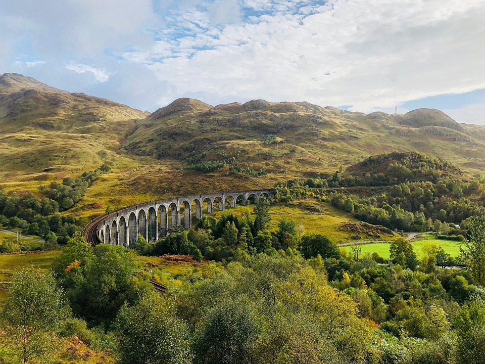 Bridge, Scotland, Tourism, Highlands, Historically