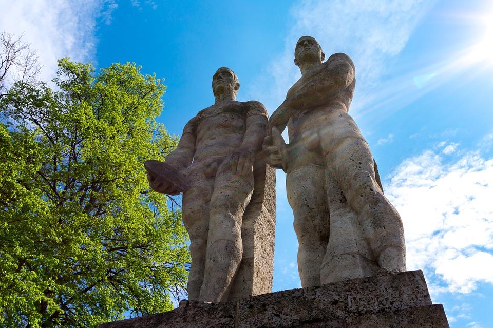 Sculpture, Statue, Historically