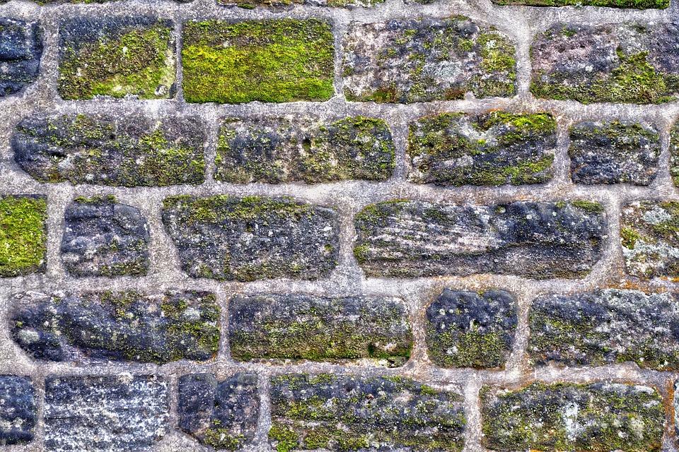 Sand Stone, Stone Wall, Historically, Old, Steinmetz