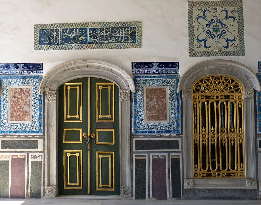 Istanbul, Turkey, Palace, Castle, Historically, Topkapi
