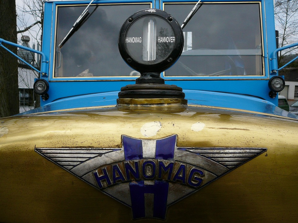Hanomag, Tractors, Historically, Tractor, Oldtimer
