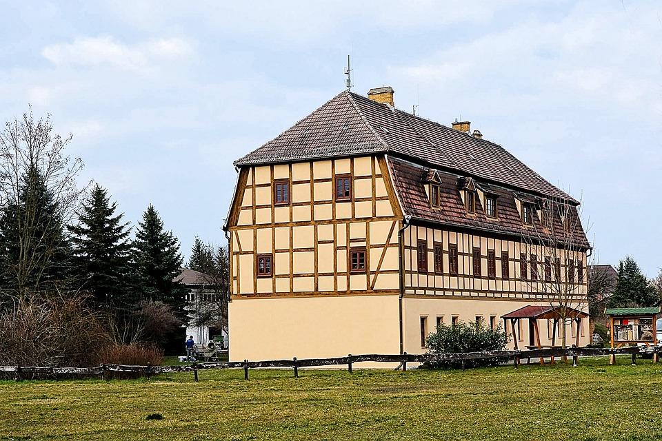 Fachwerkhaus, House, Historically, Truss, Old House