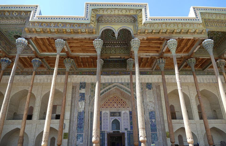 Uzbekistan, Bukhara, Buxoro, Historically