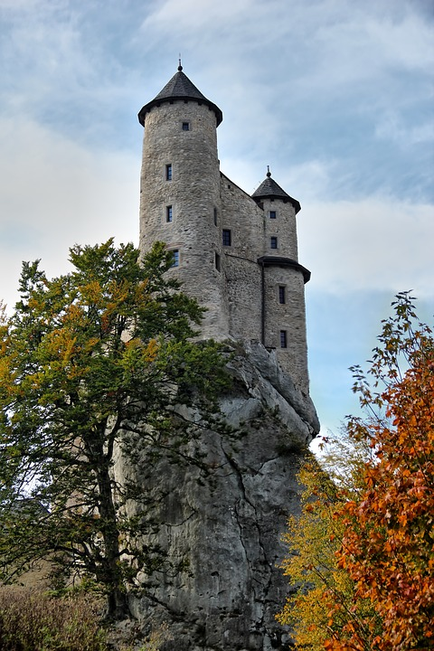 Bobolice, Castle, Poland, Monument, The Museum, History
