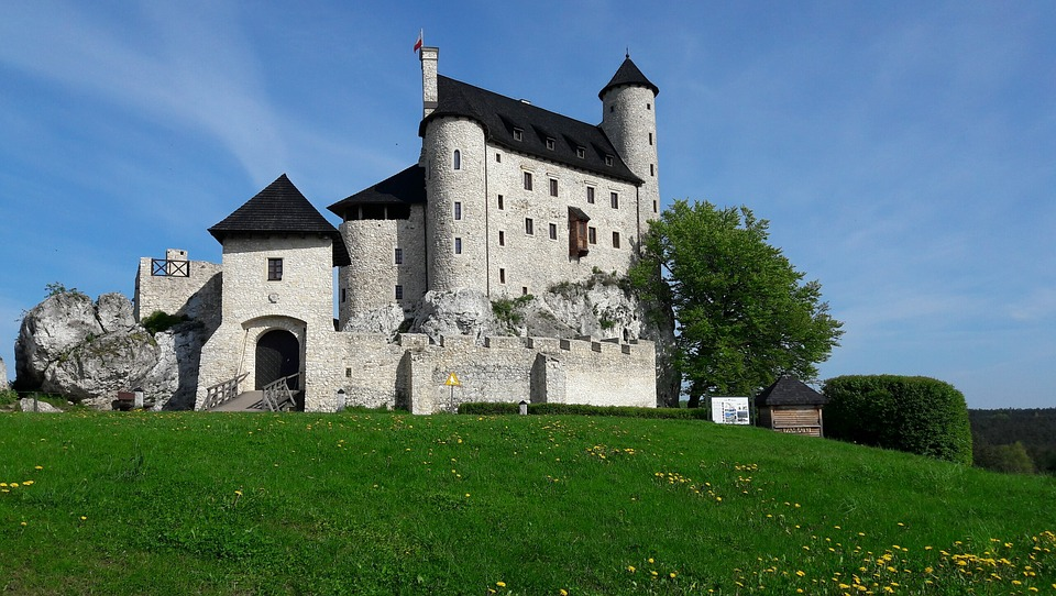Castle, The Museum, Bobolice, History, Poland