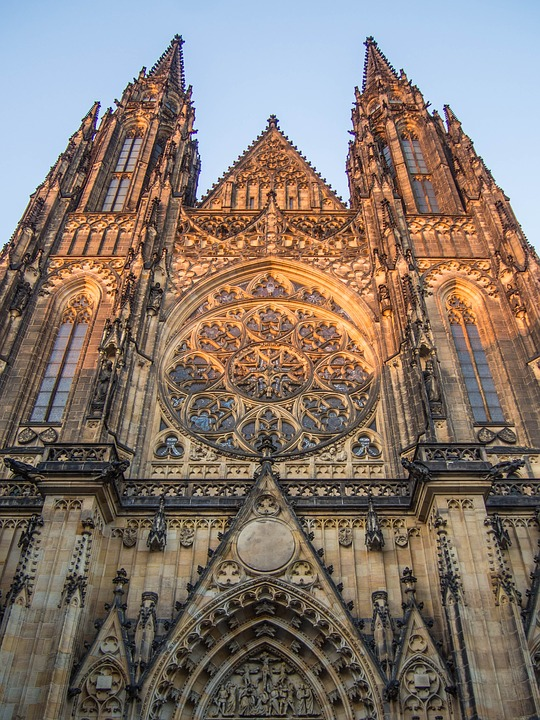 Cathedral, Church, Christianity, Historical, History