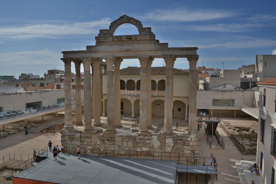 Culture, History, City, Temple Diana, Diana