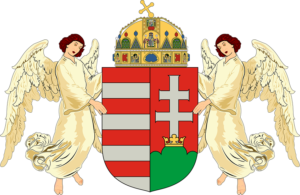 Country, Hungary, History, Coat, Arms