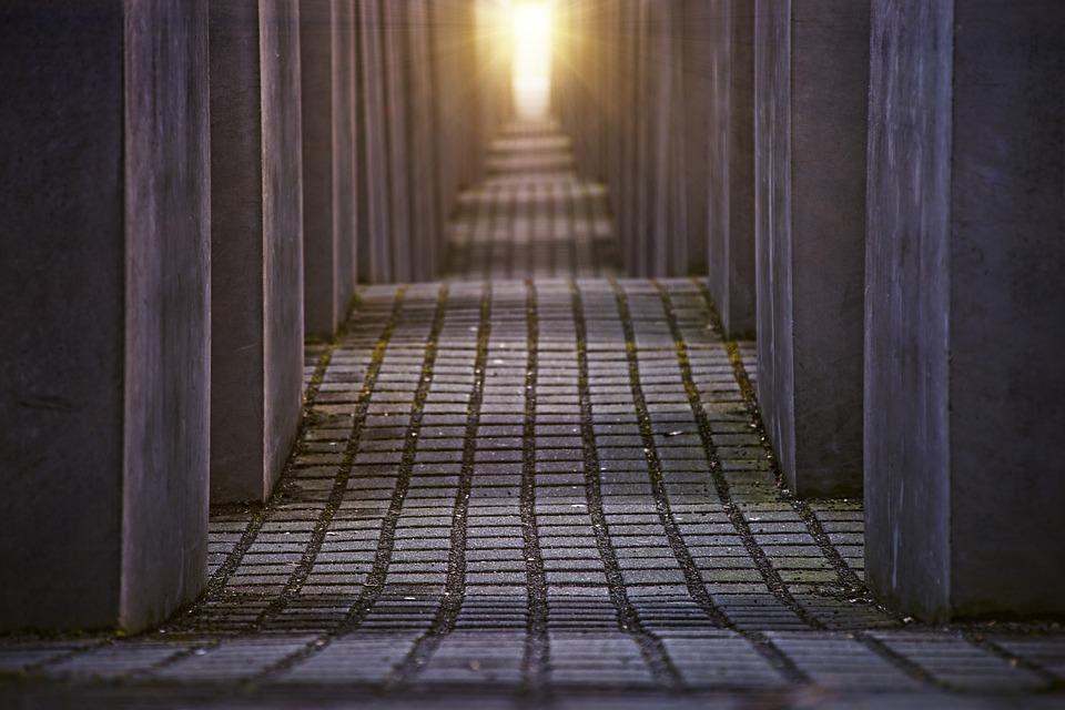 Berlin, Holocaust, Monument, Memorial, Germany, History