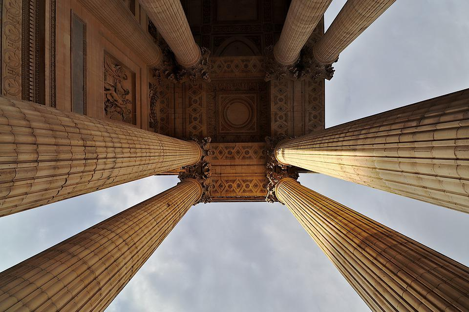 Pantheon, History, Monument, Architecture
