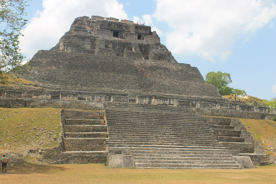 Mayan Ruins, Mexico, History, Tourism, Monument