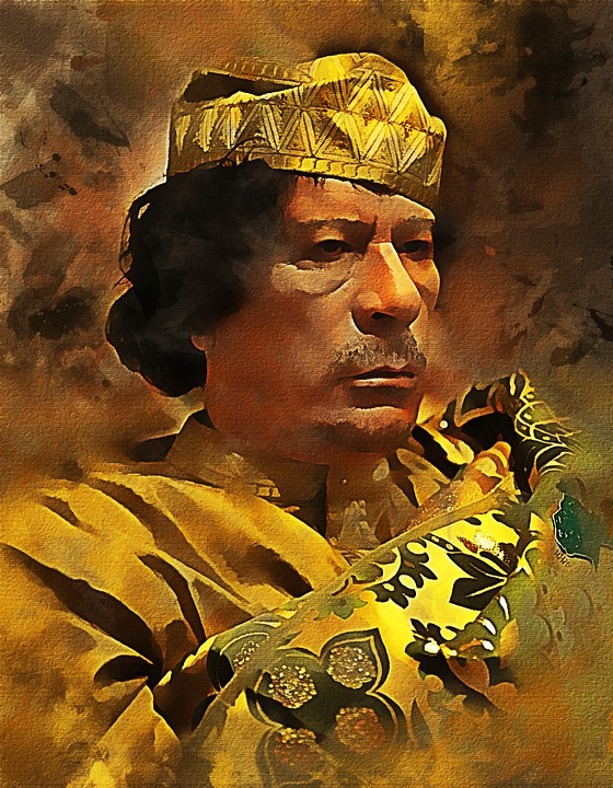 Muammar Gaddafi, Policies, Libya, History, Tragedy, War