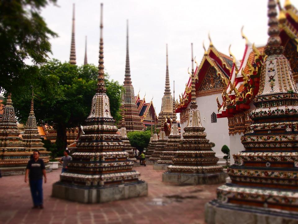 Temple, Thai, History, Architecture, Thailand