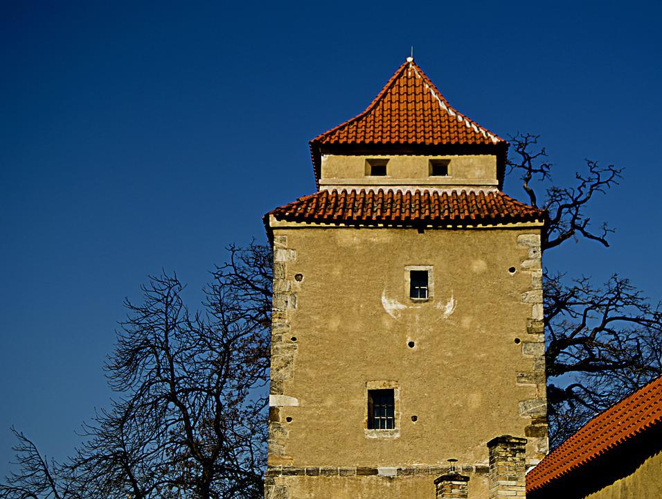 Tower, History, Monument, Czech Republic