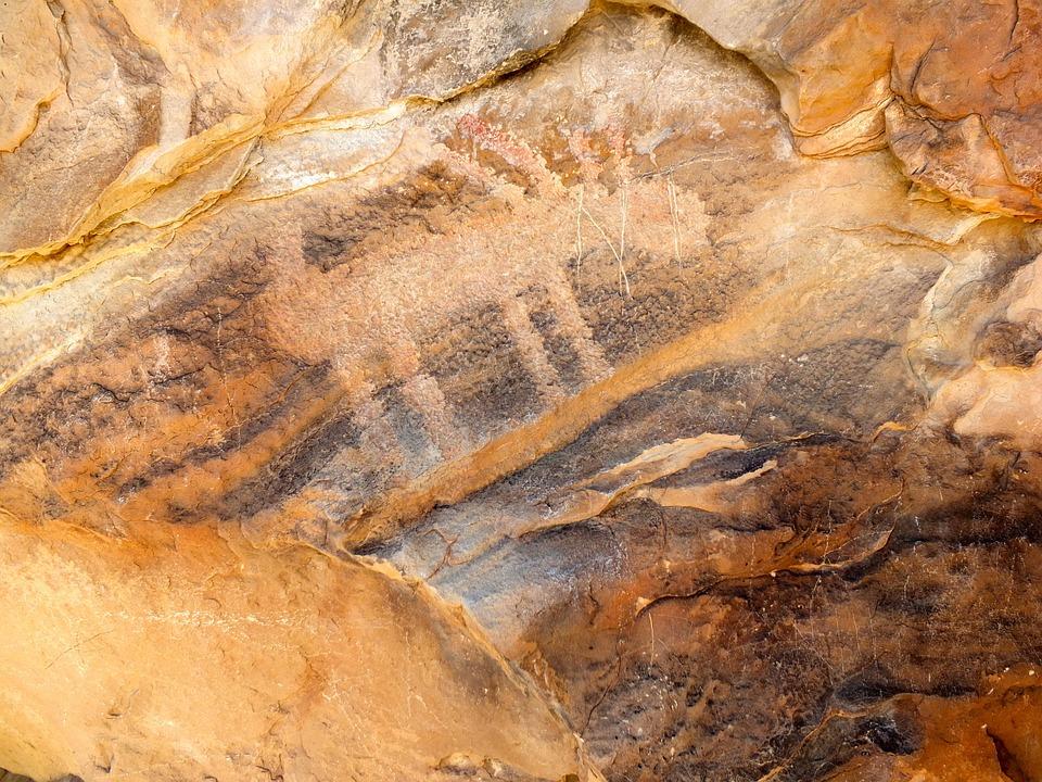 Petroglyphs, Vernal, Utah, History